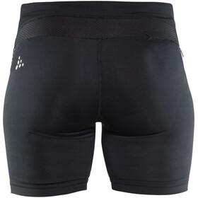 Craft Essential Short Tights Women, black